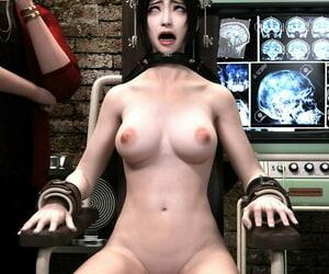 Kazaha Beautiful girl- naked- detention- brainwashing- imprisonment- insult vags collection - part 4