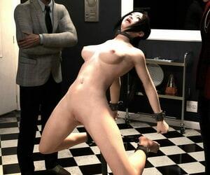 Kazaha Handsome girl- naked- detention- brainwashing- imprisonment- insult photo collection - part 5