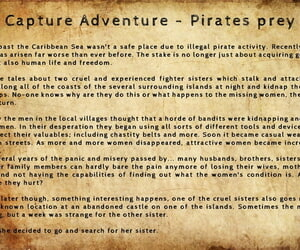 LockMaster Capture Booty-eating Pirates Prey Ch. 1