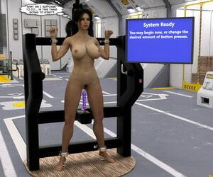 JPeger Blunder Girl - A Self Bondage Nightmare 3 Complete