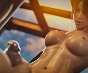 Forged3dx Tifa coupled with Aerith