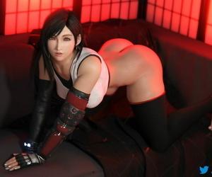 Strauzek Tifa Final Fantasy VII - part 3
