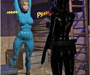 DBComix Lunagirl For Sale #2 - Ponygirl