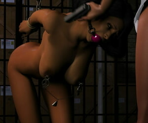 3DErotic Law and Torture SBU Part. 1 - part 3