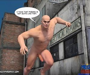Spider Gwen x Rhino 3 - part 2
