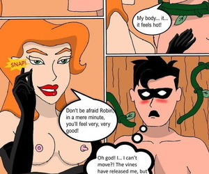 Poison Ivy & Robin - Elicitation Of His… - part 2
