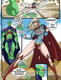 True Injustice Supergirl - part 2