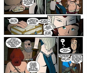 Lost Fortunes - Mercenaries 3 - part 2