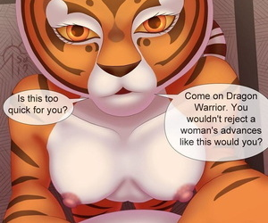 Sir Tigress In Heat - part 2