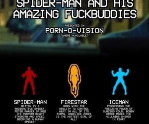 Spider-Man And His Amazing Fuckbuddies