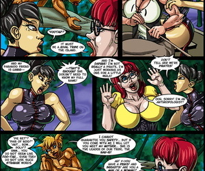 Side Dishes 2 - Capn Lily On Foo-Tah Is… - part 2