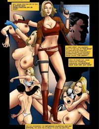 Jamie Blonde - The Adventures Of Agent X… - part 5
