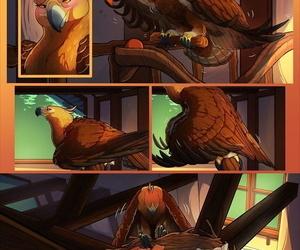 No Fall upon No Fowl 1 - part 14