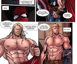Hentai avengers Avengers Hentai