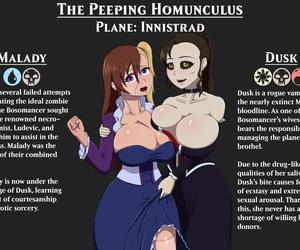 Objet de virtu Homunculus