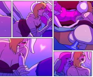 Princess Bubblegum And Fiona