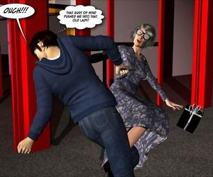 Misadventures At The Mall 1 - Misstaken… - part 5