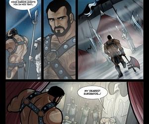 Exodus 1 - Euribatos The Tenebrous