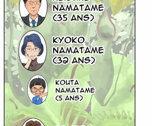 Mosquito Man Bakunyuu Tsuma Namatamari Kyouko ~Sekuhara Buchou ni Nerawareta Tsuma~ French