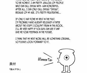 3104tyome 3104 Chiru Outside Someone\'s skin iDOLM@STER: Glittering Colors English DKKMD Translations Digital