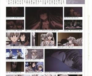 Yosuga no Sora Documented CHARACTER BOOK Yosuga no Sora - part 2