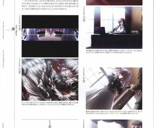 eden* visual fanbook - part 3