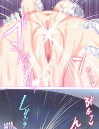 Parity Nyuu Kusuguri Robo Kan Comic Hacker Boy no Gyakushuu Hen