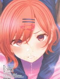 COMIC1☆17 HAMMER_HEAD Makabe Gorou P-sama Senyou Hole Higuchi Madoka THE iDOLM@STER Shiny Colors
