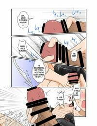 Ameshoo Mikaduki Neko Rifujin Shoujo XI - Unreasonable Girl Ch. 11 English desudesu