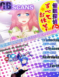Amuai Okashi Seisakusho Matsuzono Saimin Tantei ni Subete Omakase! - Leave It All to the Hypnosis Detective! SpanishGenderBender Scans - part 2