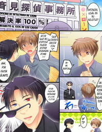 Amuai Okashi Seisakusho Matsuzono Saimin Tantei ni Subete Omakase! - Leave It All to the Hypnosis Detective! SpanishGenderBender Scans