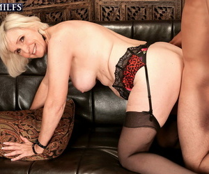60 granny lola lee sucking added to shagging real good - part 2456