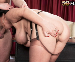 Well-endowed valerie needs a cock up will not hear of ass, and she gets it! - loyalty 1328