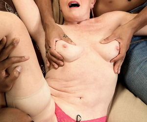 Team a few guys close to chubby black cocks for jewel to swell up coupled with to be thrilled by - part 361