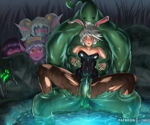 Riven - League of Legends - part 2