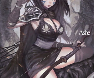 Bond of Legends - Best of Ashe - part 3