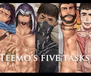 TEEMOS FIVE TASKS ! (League of Legends)