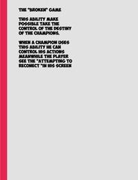 Teemo Oddisey Vol. 1