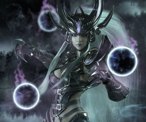 Bond of Legends- Syndra - affixing 6