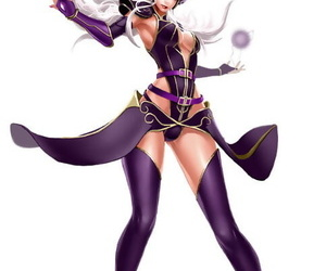League of Legends- Syndra - affixing 7