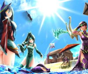League Of Legend - Ahri - fidelity 5