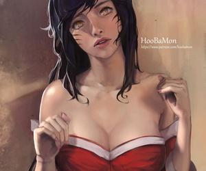 Art by Hobaamon