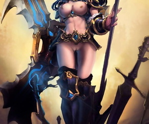 League of Legends Clothe-cleaned Artworks - part 3