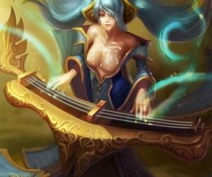 League of Legends Clothe-cleaned Artworks - part 5