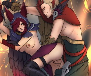 League Of Legends - Xayah