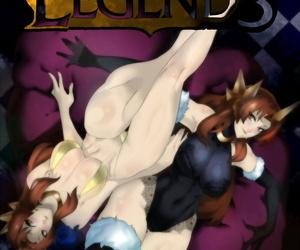Leona ★ Heroes - League of Legends Fan Enrol