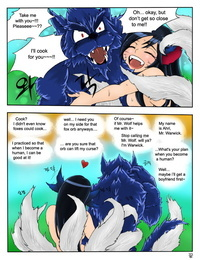 The Wolf and the Fox - part 3