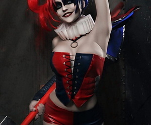 Christina Blow the gaff Cosplay