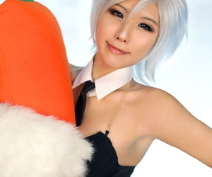 Bunny Riven by Ekiholic with the addition of Tasha