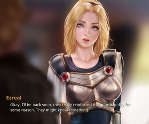 League NTR - Lux the girl of luminosity - part 2